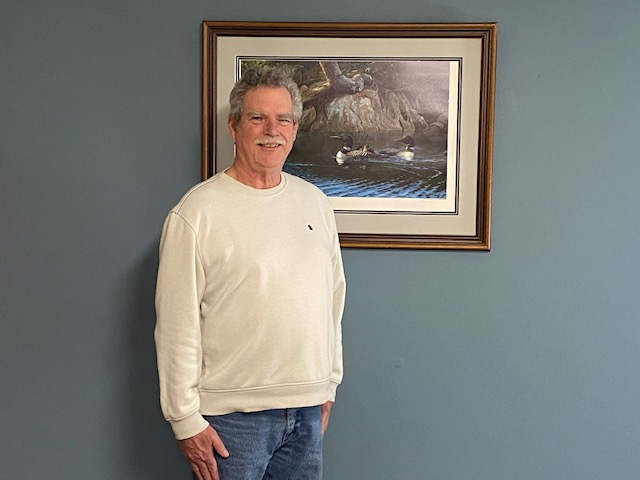 Danny Johnston, Office Manager
